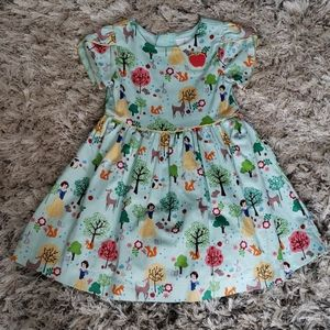 Precious Disney Snow White Dress
